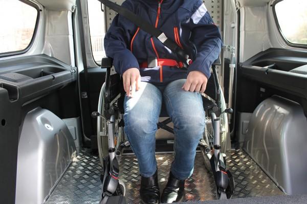 QS – Rollstuhl- und Personensicherungssysteme