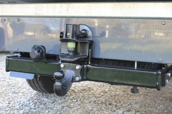 Anhängekupplung - Kombi- 3,5 t mit Sondergutachten